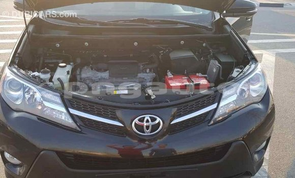 Buy Import Toyota RAV4 Black Car in Import - Dubai in Enga