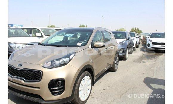 Buy Import Kia Sportage Black Car in Import - Dubai in Enga