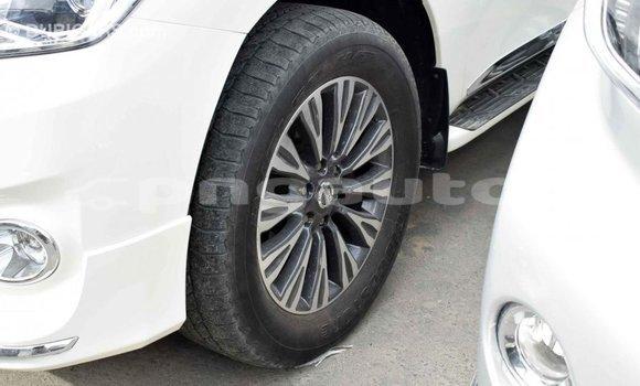Buy Import Nissan Patrol White Car in Import - Dubai in Enga