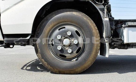 Buy Import Hino 300 Series White Truck in Import - Dubai in Enga