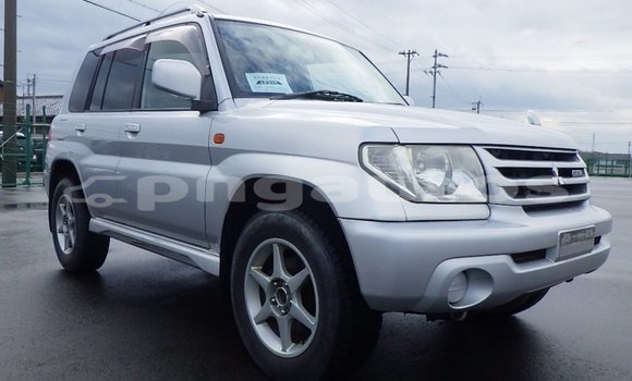 Buy Import Mitsubishi Pajero iO Silver Car in Port Moresby in National Capital District