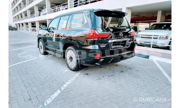 Buy Import Lexus LX Black Car in Import - Dubai in Enga