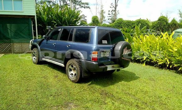 Buy Used Nissan Patrol Other Car in Porgera in Enga