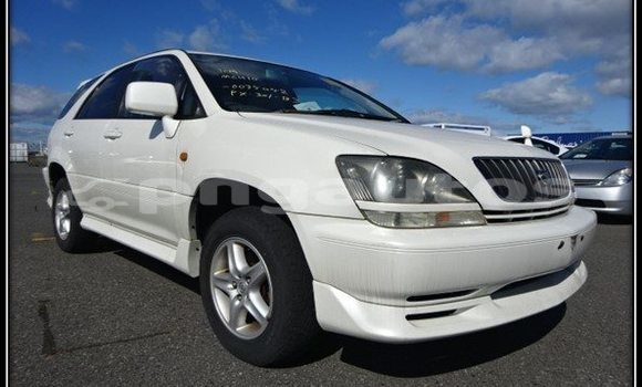 Buy Used Toyota Harrier Other Car in Wabag in Enga