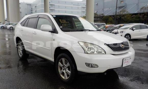 Buy Import Toyota Harrier White Car in Port Moresby in National Capital District