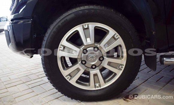 Buy Import Toyota Tundra Black Car in Import - Dubai in Enga