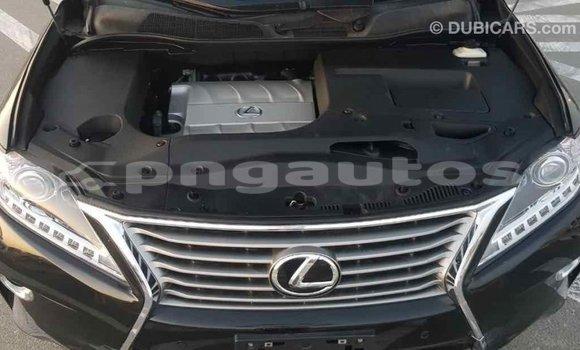 Buy Import Lexus RX 350 Black Car in Import - Dubai in Enga
