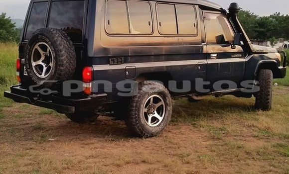 Buy Used Toyota Landcruiser Other Car in Wau in Morobe
