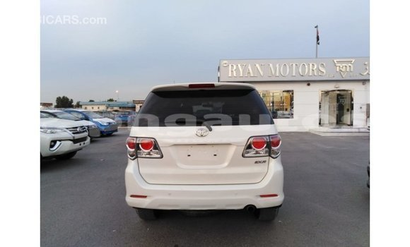 Buy Import Toyota Fortuner White Car in Import - Dubai in Enga