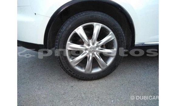Buy Import Infiniti FX White Car in Import - Dubai in Enga