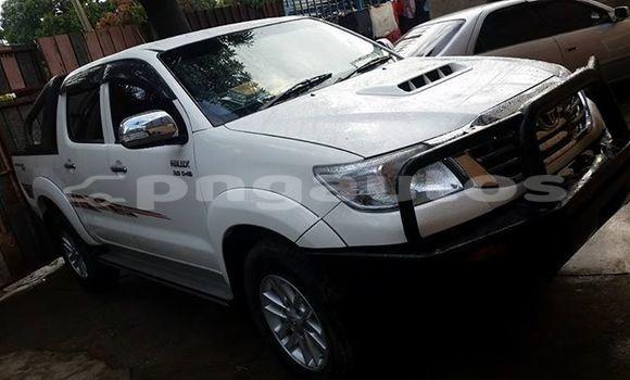 Buy Used Toyota Hilux Other Car in Kundiawa in Simbu