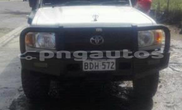 Buy Used Toyota Landcruiser Other Car in Wabag in Enga