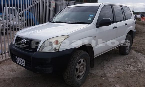 Buy Used Toyota LandcruiserPrado Other Car in Laiagam in Enga