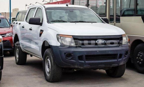 Buy Import Ford Ranger White Car in Import - Dubai in Enga