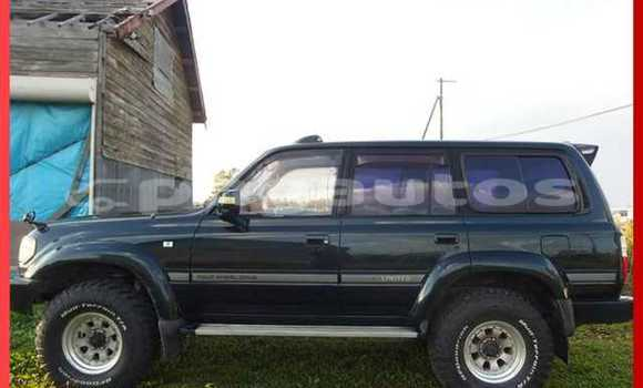 Buy Used Toyota Landcruiser Other Car in Madang in Madang