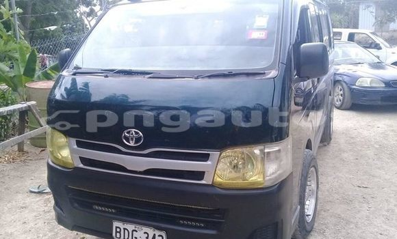 Buy Used Toyota Hiace Other Car in Monara in Madang