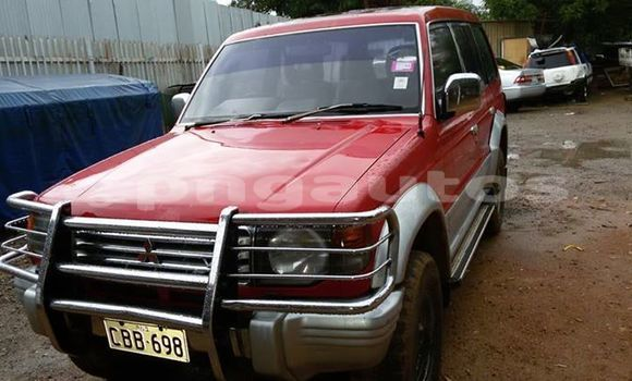Buy Used Mitsubishi Pajero Other Car in Madang in Madang