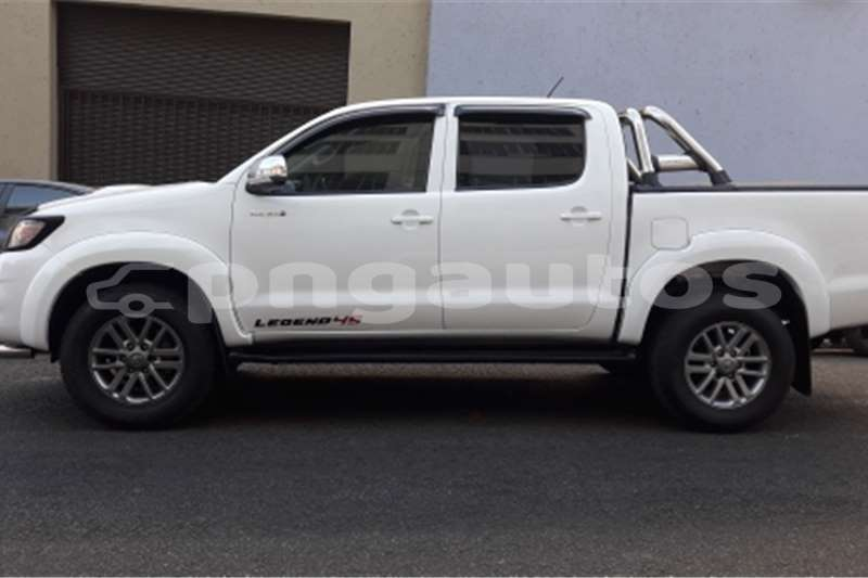 Big with watermark toyota hilux double cab hilux 3 0 d 4d heritage 4x4 a t p u d c 2015 id 63474317 type main
