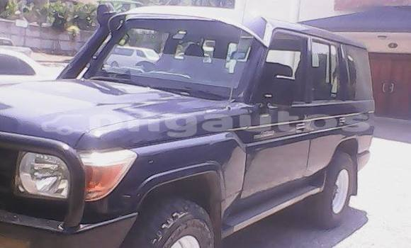 Buy Used Toyota Land Cruiser Other Car in Kokoda in Oro