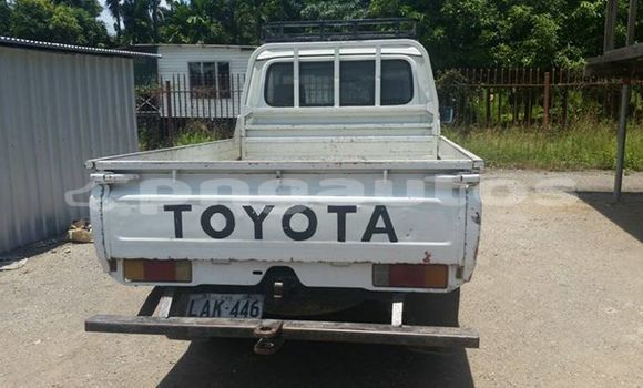 Buy Used Toyota Landcruiser Other Car in Laiagam in Enga