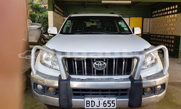 Buy Used Toyota LandcruiserPrado Other Car in Vanimo in Sandaun