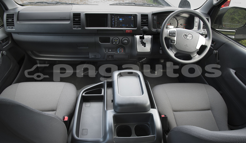 Big with watermark hiace 14 front dash