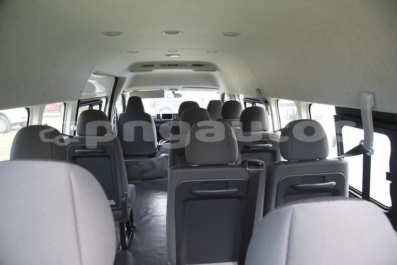 Big with watermark hiace 14 interior seating from back