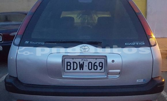 Buy Used Toyota Carib Other Car in Porgera in Enga