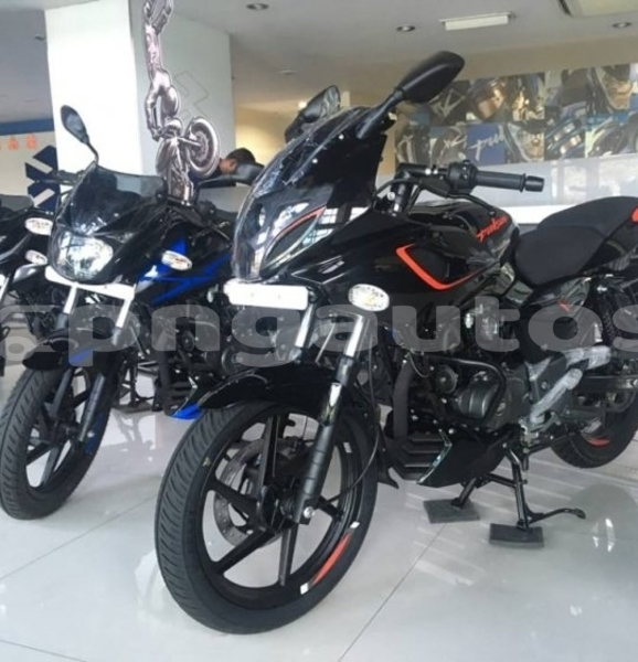 Big with watermark bajaj pulsar 180f at dealership left front quarter 0b19 1565742932448