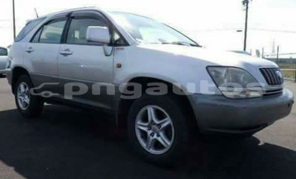 Buy Used Toyota Harrier Other Car in Kerema in Gulf