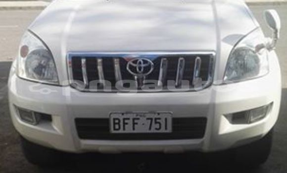 Buy Used Toyota LandcruiserPrado Other Car in Lae in Morobe