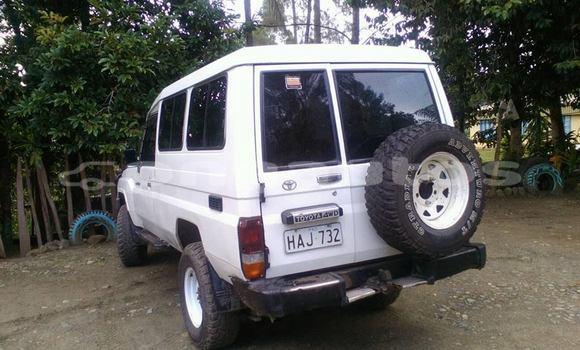 Buy Used Toyota LandcruiserPrado Other Car in Vanimo in Sandaun