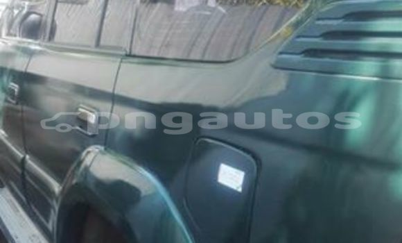 Buy Used Toyota LandcruiserPrado Other Car in Popondetta in Oro