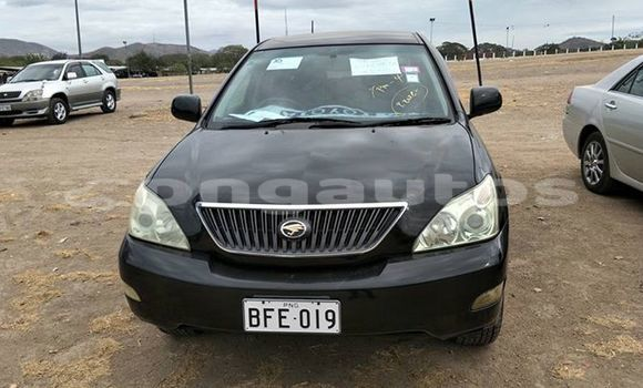 Buy Used Toyota Harrier Other Car in Wau in Morobe