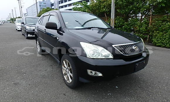 Buy Used Toyota Harrier Other Car in Madang in Madang