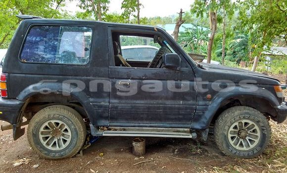 Buy Used Mitsubishi Pajero Other Car in Popondetta in Oro