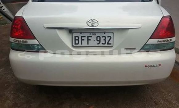 Buy Used Toyota MarkII Other Car in Monara in Madang