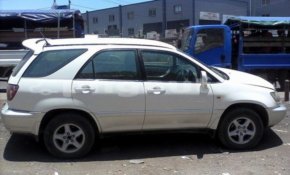 Buy Used Toyota Harrier Other Car in Monara in Madang