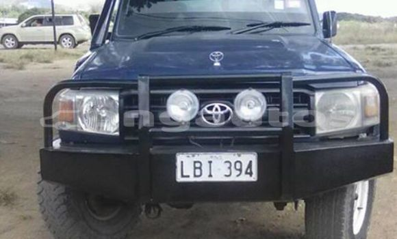 Buy Used Toyota Land Cruiser Other Car in Wau in Morobe