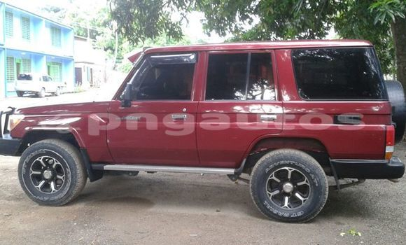 Buy Used Toyota Landcruiser Other Car in Kerema in Gulf