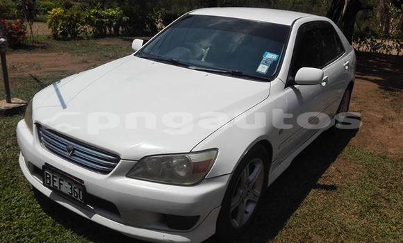 Buy Used Toyota Altezza Other Car in Monara in Madang