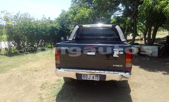 Buy Used Toyota Hilux Other Car in Vanimo in Sandaun
