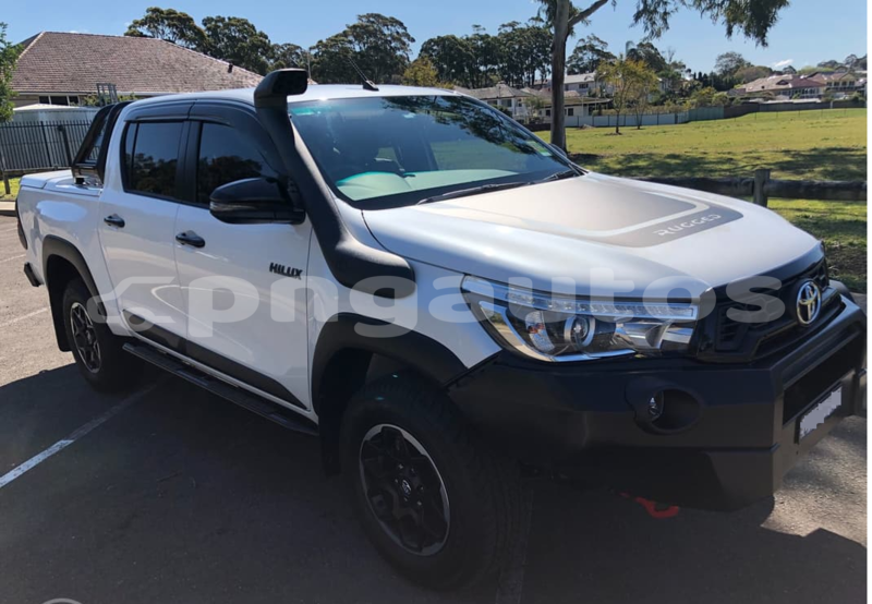 Big with watermark toyota hilux southern highlands mendi 4393