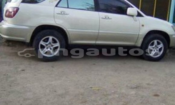 Buy Used Toyota Harrier Other Car in Popondetta in Oro