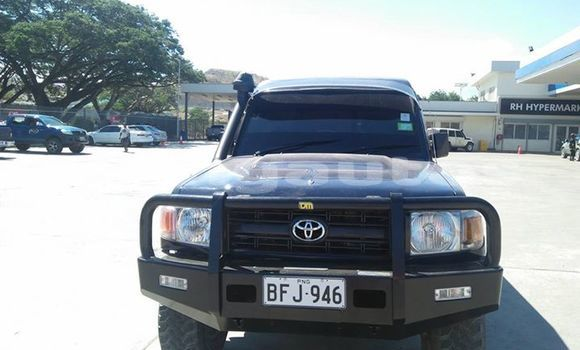 Buy Used Toyota Landcruiser Other Car in Kokoda in Oro