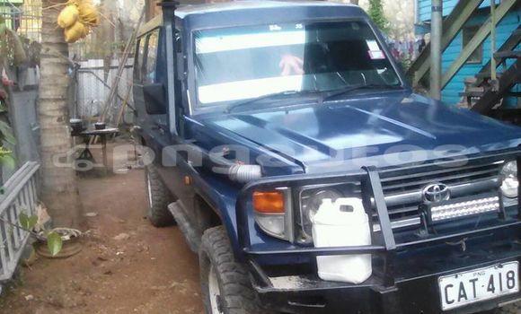 Buy Used Toyota Land Cruiser Other Car in Kundiawa in Simbu
