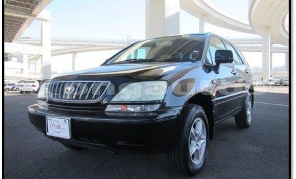 Buy Used Toyota Harrier Other Car in Bulolo in Morobe