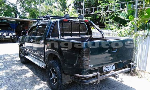 Buy Used Toyota Hilux Other Car in Laiagam in Enga