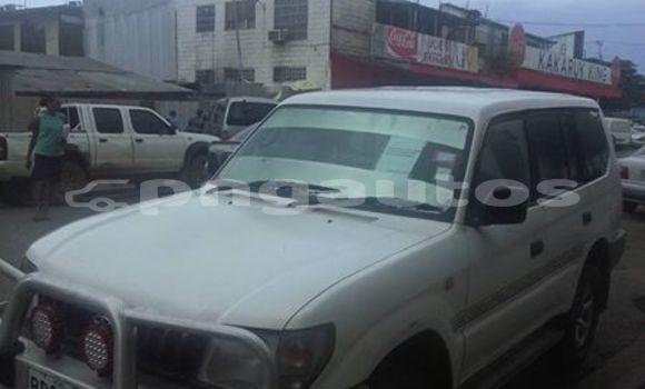 Buy Used Toyota LandcruiserPrado Other Car in Bulolo in Morobe