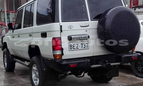 Buy Used Toyota Land Cruiser Other Car in Lae in Morobe